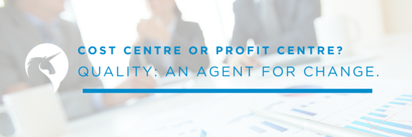 cost centre or profit centre bobba